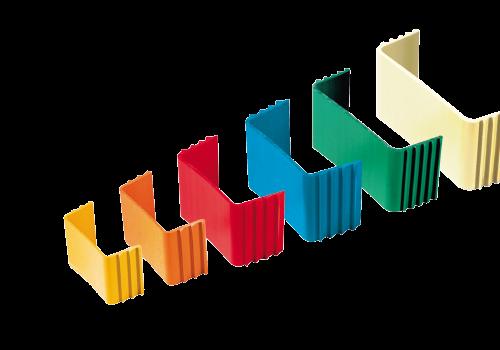 Halteklammer 0803 ST -für Kanal 80x60mm