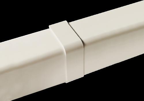 Stossabdeckung 0804 GC-W-für Kanal 80x60mm BCF-W