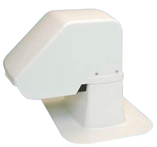 Dachdurchführung Kunststoff 250 x 125 mm