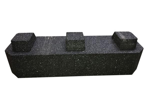 12 cm Gummi Erhöhung für Fix-it Foot 600