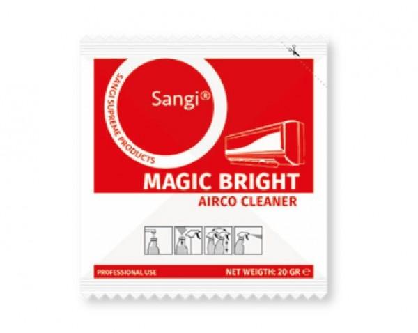 1 Beutel (mit 12 Taschen von 20 gramm Sangi Magic Bright Pulver)