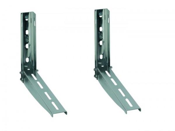 2Emme Wandkonsole Edelstahl / 300 kg Tragfähigkeit (560 x 400 x 960 mm)