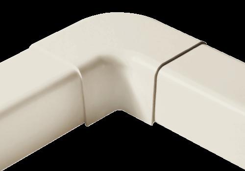 Rundbogen 0807 CP-W - für Kanal 80x60mm BCF-W