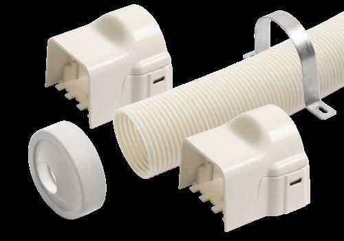 Flexibles Kit 0823 KF - für Kanal 80x60mm BCF
