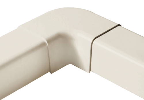 Rundbogen 0807 CP-M - für Kanal 80x60mm BCF-M