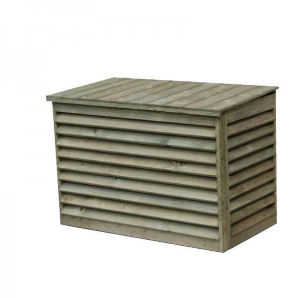 Castel Holzgehäuse für Außengeräte 1150x500x1600mm